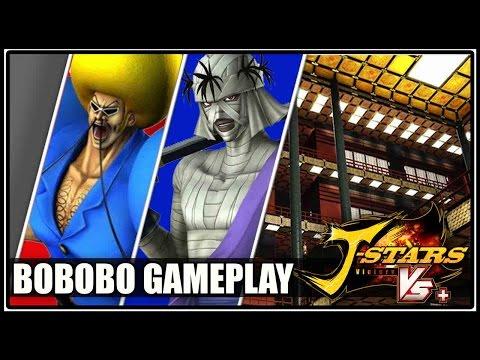 J-Stars Victory Vs. +   BoBoBo-Bo Bo-BoBo Gameplay! [1080p60]