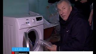 Черкаський дитсадок обзавівся новою пральною машиною