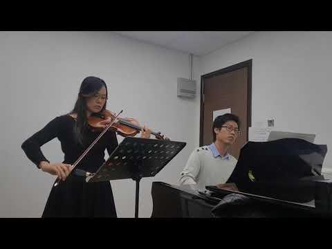 ABRSM 2016-2019 Violin Grade 4 - C3 Performance [Daydream] - Salter