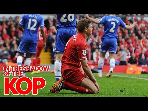 Remembering Steven Gerrard's infamous slip v. Chelsea | In the Shadow of the Kop Ep. 12 | NBC Sports