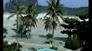 Sekunden vor dem Unglück - Tsunami 2004 Teil 1