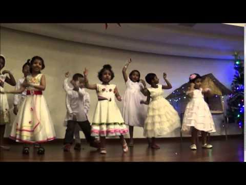 Mele maanathe eeshoye dance-czerin