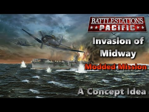 Battlestations Pacific - Modified