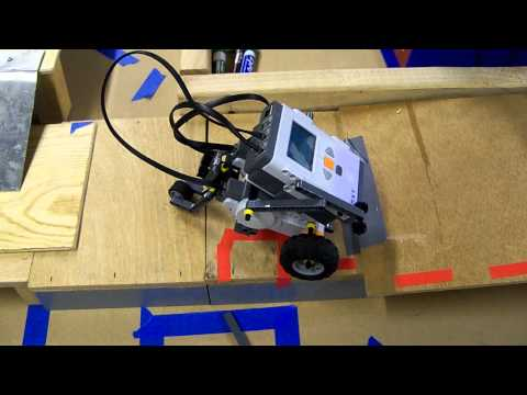 Lego Mindstorm Avoiding Obstacles Funnycat Tv