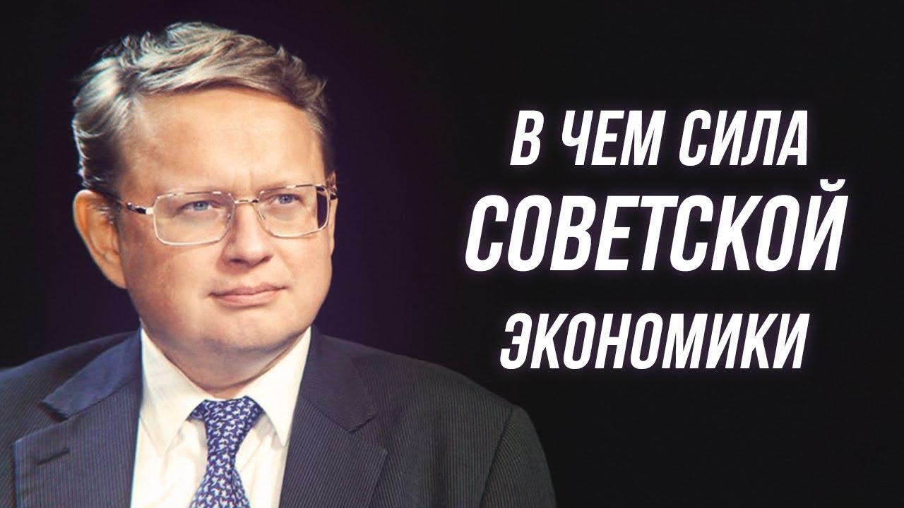 Михаил Делягин. Глобальный кризис возвращает советский тип хозяйства