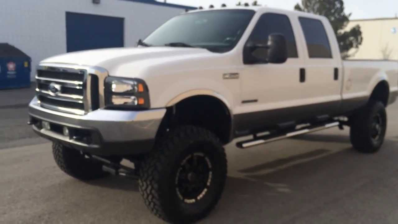 2003 Ford F350 Turbo Diesel Specs