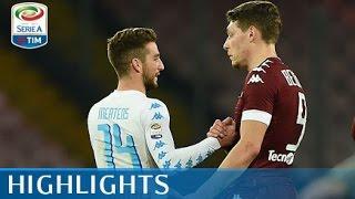 Napoli - Torino - 5-3 - Highlights - Giornata 17 - Serie A TIM 2016/17 streaming