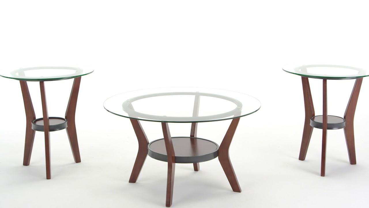 Ashley Home Fantell Table Set Of 3