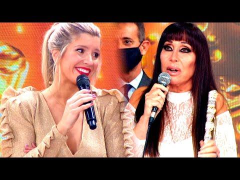 Moria Casán volvió a criticar a Laurita Fernández por su conducción: