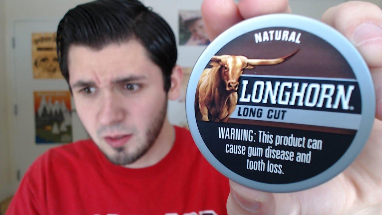 Longhorn natural long cut