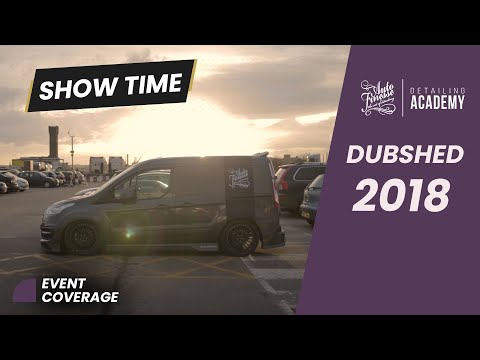 Auto Finesse DubShed 2018