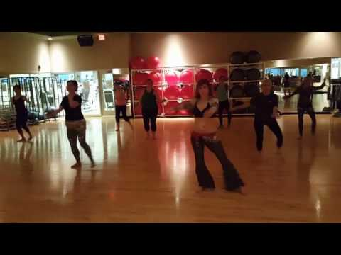 Belly dance classes, Life Time Fitness, Cary NC