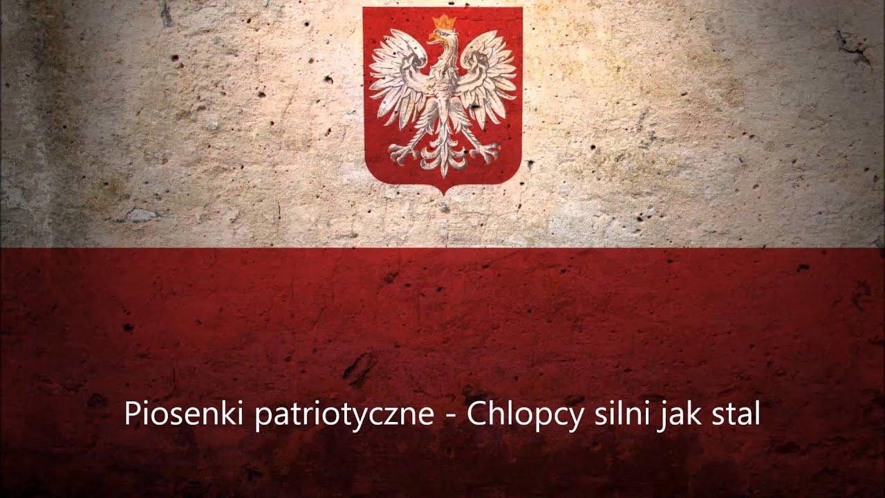 Chłopcy Silni Jak Stal Parasola Piosenka Szturmowa Tekst Patriotyczna