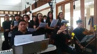 Lagu Pernikahan : Aku Memilih Engkau - Servo da Vocasio