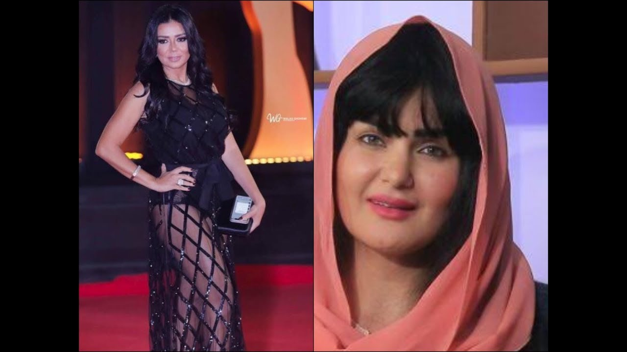 تعليق قاسي جداً من سما المصري على فستان رانيا يوسف