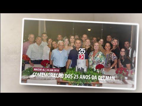 Retrospectiva Delman 2019