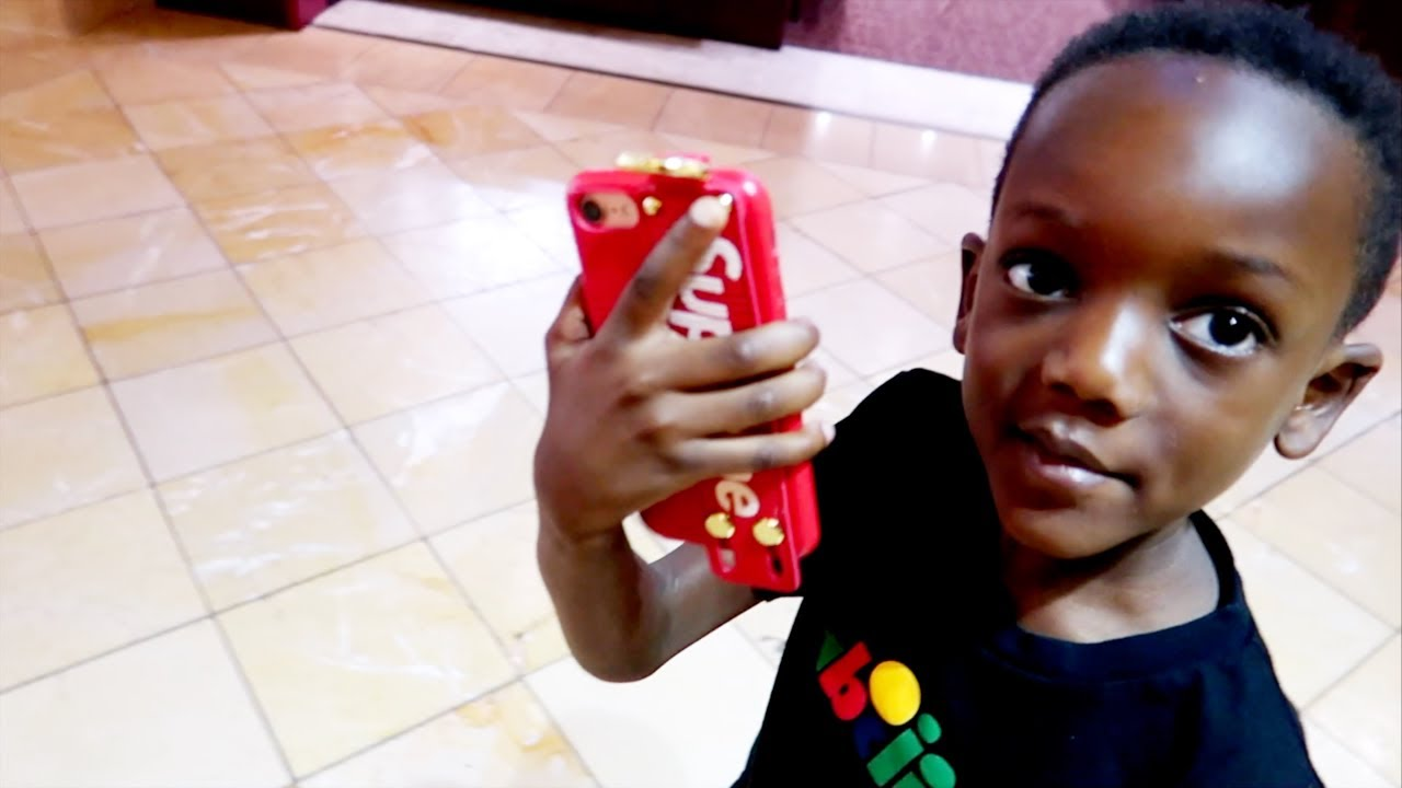 super-siah-gets-his-first-iphone