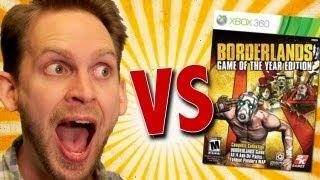 Borderlands GOTY Edition Xbox 360 Game Unboxing
