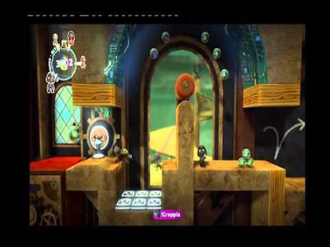 Gameplay of LittleBigPlanet 2 Part 2