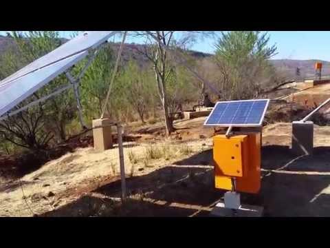 3 Phase solar pump
