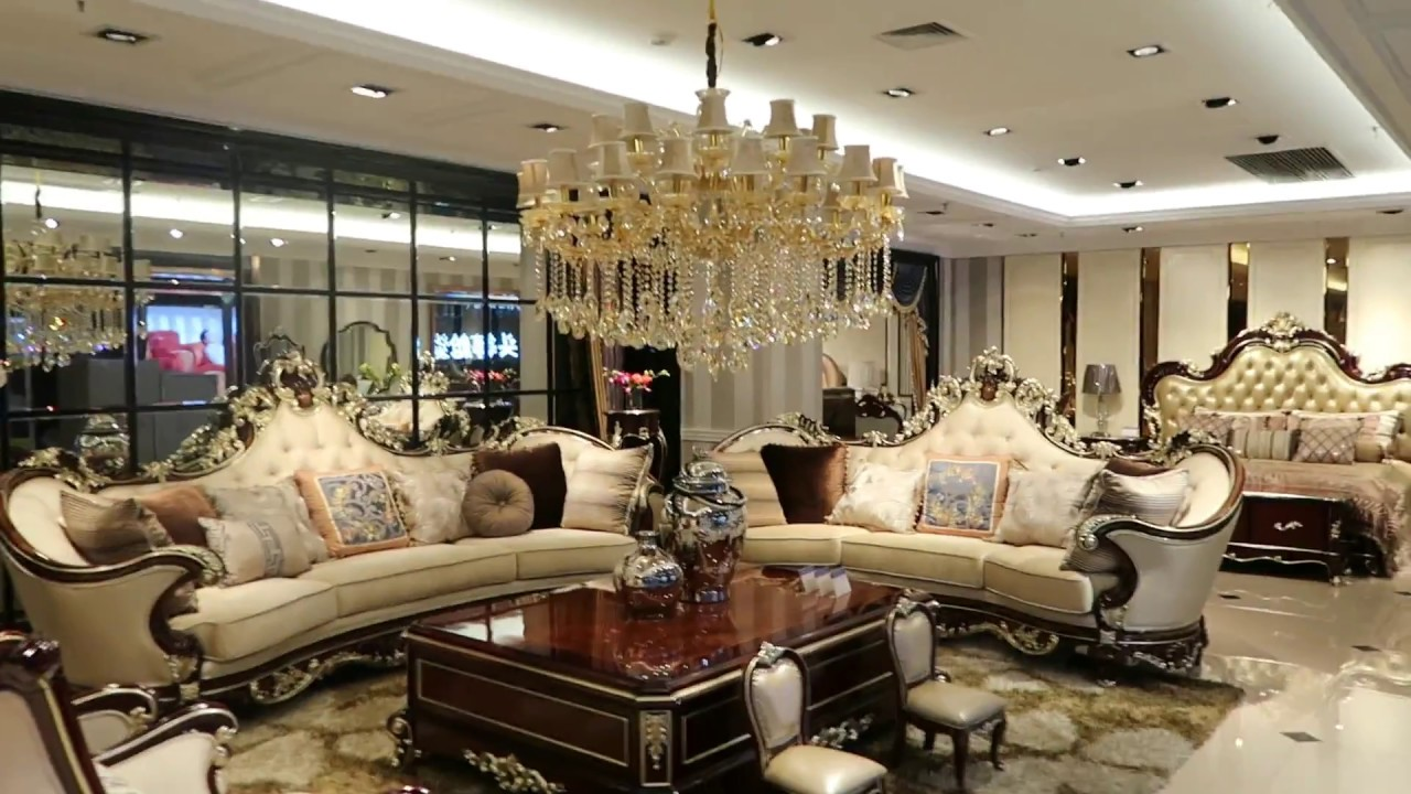 Captivating World Most Expensive Sofa Set In China | Furniture Market Of China