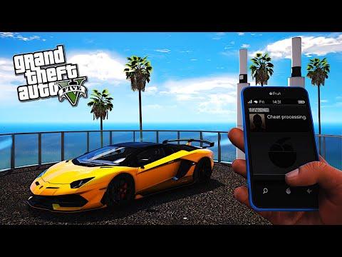 Alle Geheimen Handy Cheats In GTA 5