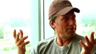 Mike Rowe--Why you should never follow your passion