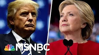 DNC Alleges Conspiracy By Russia, Wikileaks And Trump Campaign | MSNBC
