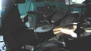sepultura-mass hypnosis (MY DRUM COVER)