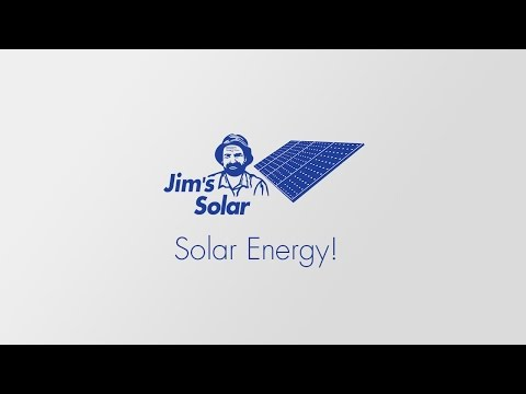 Jim's Solar Commercial