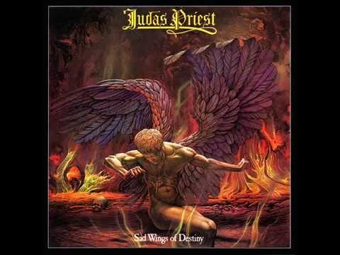 Judas Priest-Sad Wings of Destiny Full Album [HQ]