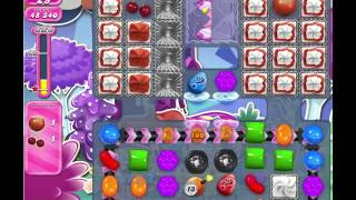 Candy Crush Saga - Level 1244 No boosters - 3 Stars✰✰✰