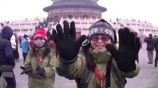20150219 北京故宮天壇喜迎瑞雪
