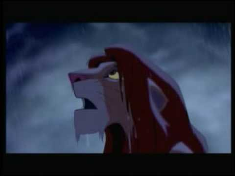 """The Lion King: """"This Is Where I Belong"""""""