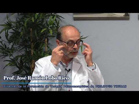 Descubre Todo Sobre La Terapia Psicoenergética Con José Ramón Lobo