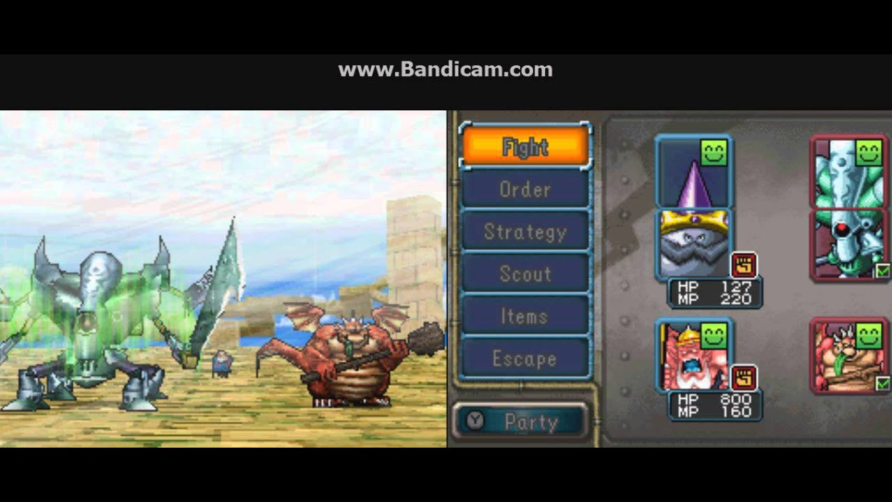 Dragon quest monster joker 2 professional Ge-Noh-Ma 4-°battle
