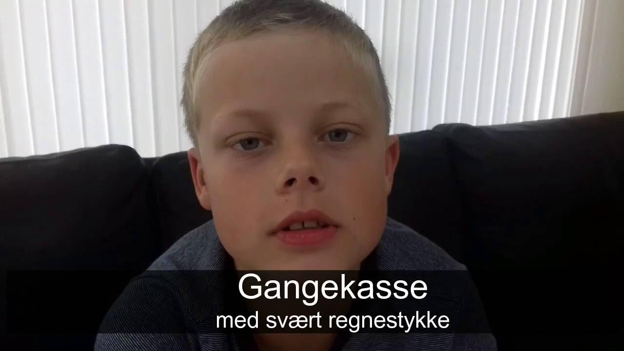 Gangekasse 2
