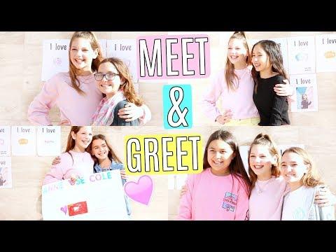 Meet & Greet Birthday Vlog