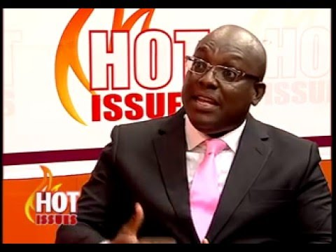 Hot Issues - With Nii Kpakpo Samoa Addo on Justice Dery's suit - 6/2/2016