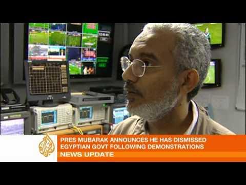 Keeping Al Jazeera On Air In Egypt