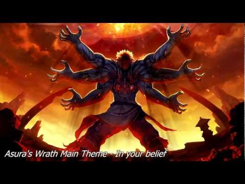 Asuras wrath the lost episodes ost evil ryu theme how - Raging demon symbol ...