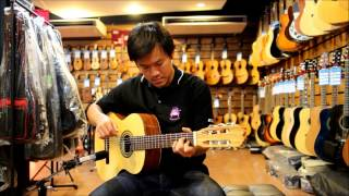 review manuel rodriguez c9 spruce by hongseng music thailand
