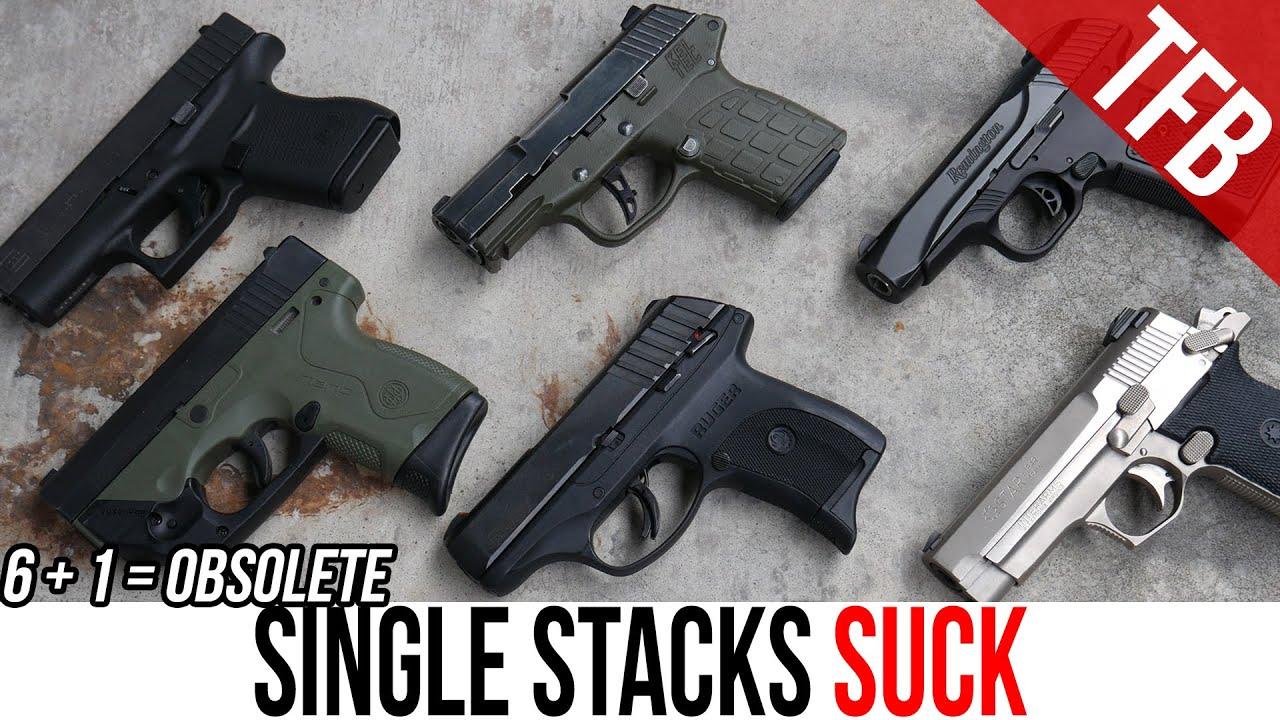 Single Stacks Suck