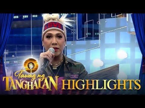 Vice Ganda's relationship advice   Tawag ng Tanghalan
