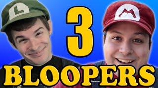 Stupid Mario World - Bloopers Part 3