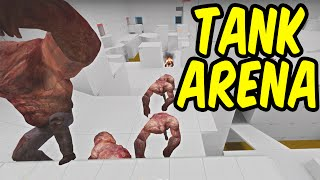 TANK ARENA - Left 4 Dead 2 Funny Moments