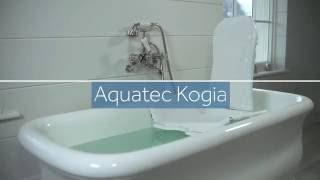 Produktvideo zu Badewannenlift mit Hebemechanismus Invacare Kogia mit Bezug