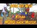 Mop Papua Terbaru : Kisah Mono Naik Motor video