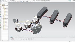 Скачать SIEMENS NX 10 ROUTING ELECTRICAL