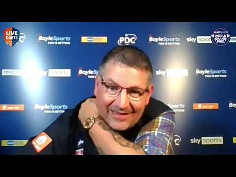 """Gary Anderson: """"Next year I'm going to have a massive push, I've had a few years off"""""""